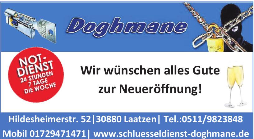 Doghmane