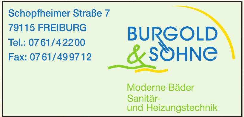 Burggold & Söhne