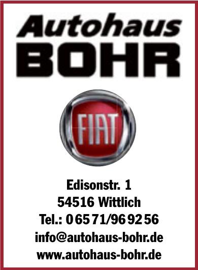 Autohaus Bohr