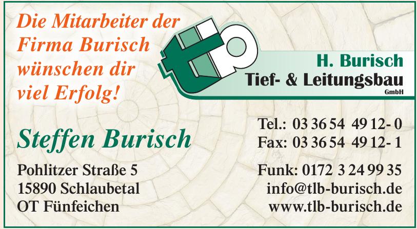 H. Burisch Tief- & Leitungsbau GmbH