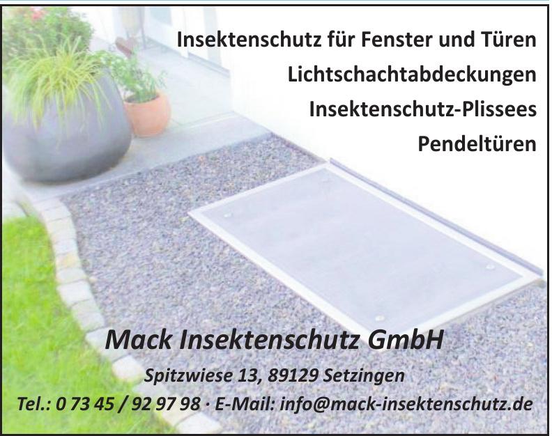 Mack Insektenschutz GmbH
