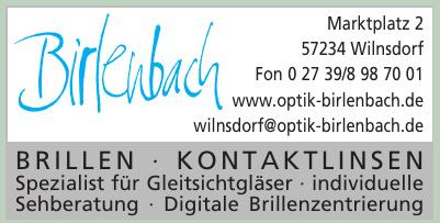 Optik Birlenbach