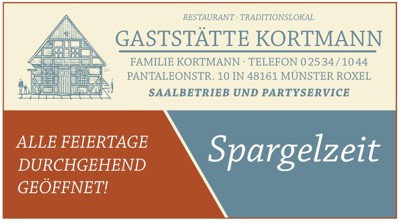 Gaststätte Kortmann