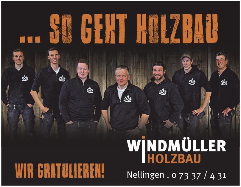 Holzbau Windmüller