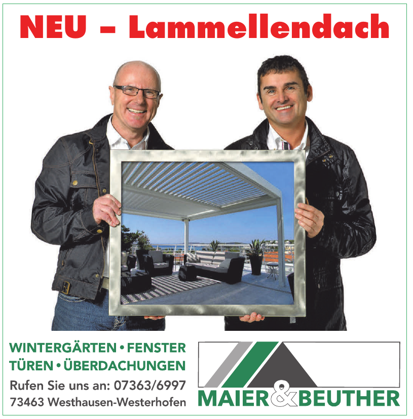 Maier & Beuther