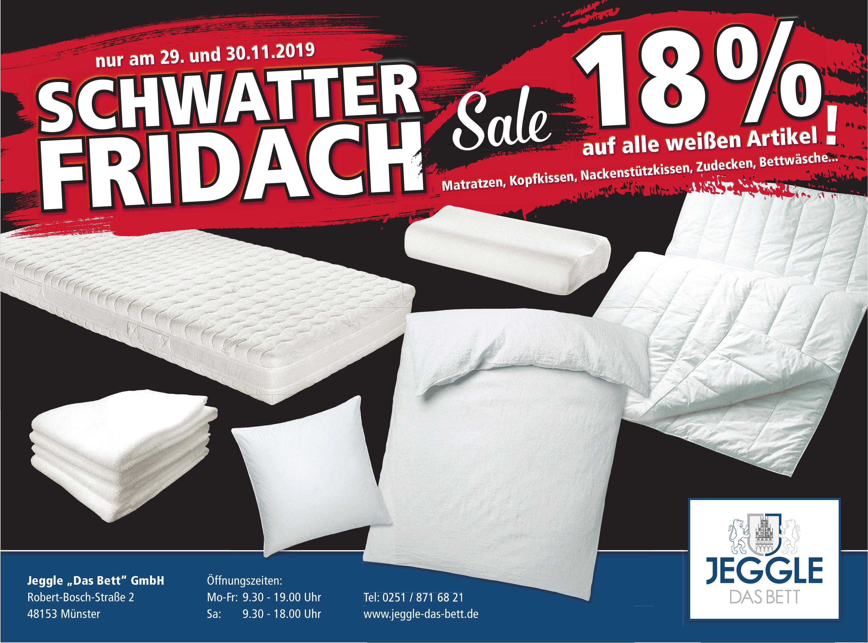 """Jeggle """"Das Bett"""" GmbH"""