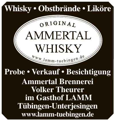 Original Ammertal Whisky