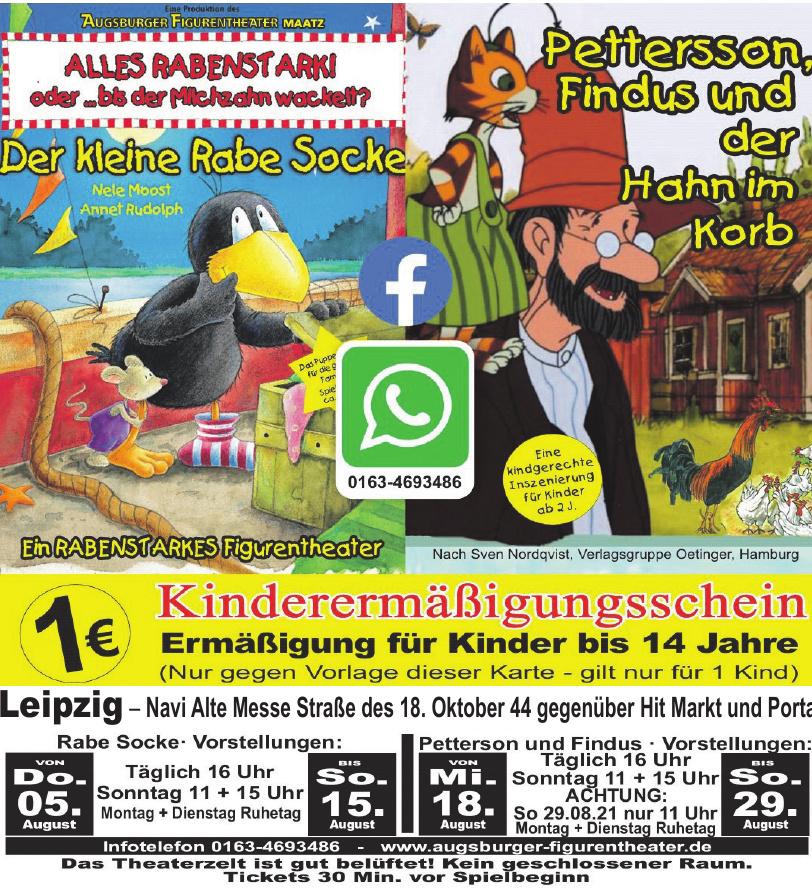 Augsburger Figurentheater Maatz