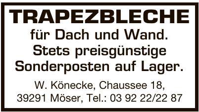 W. Könecke