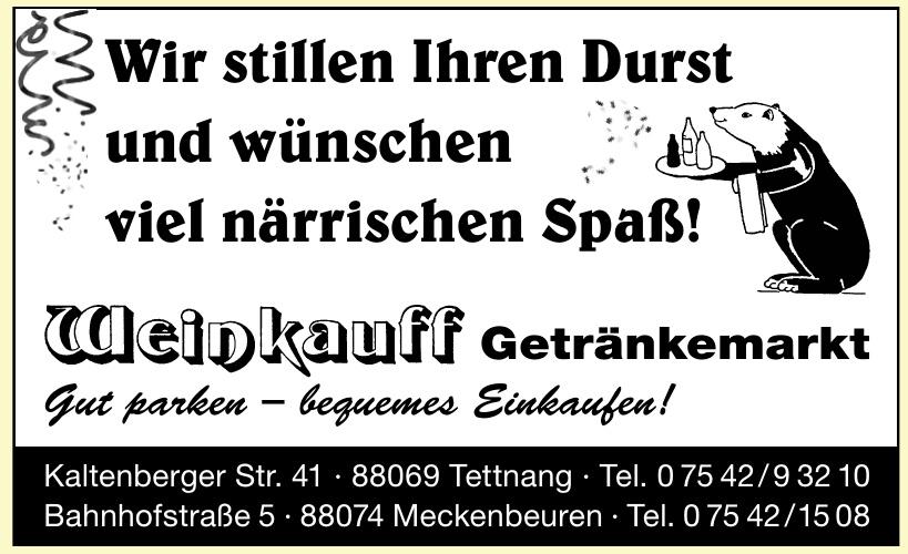 Weinkauff Getränkehandels GmbH