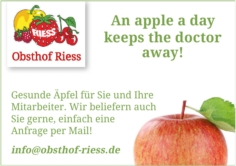 Obsthof Riess