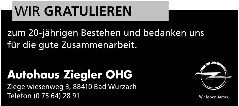 Autohaus Ziegler OHG