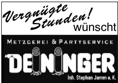 Metzgerei & Partyservice Deininger