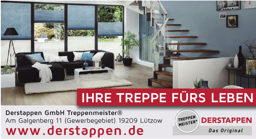 Treppenmeister® Derstappen GmbH
