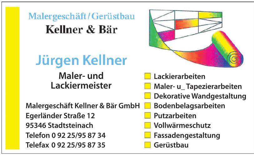 Malergeschäft Kellner & Bär UG
