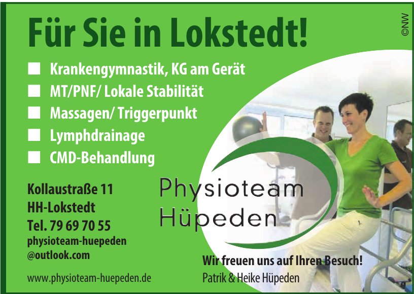 Physioteam Hüpeden
