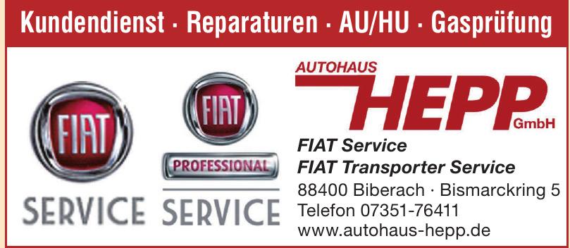 Autohaus Hepp GmbH