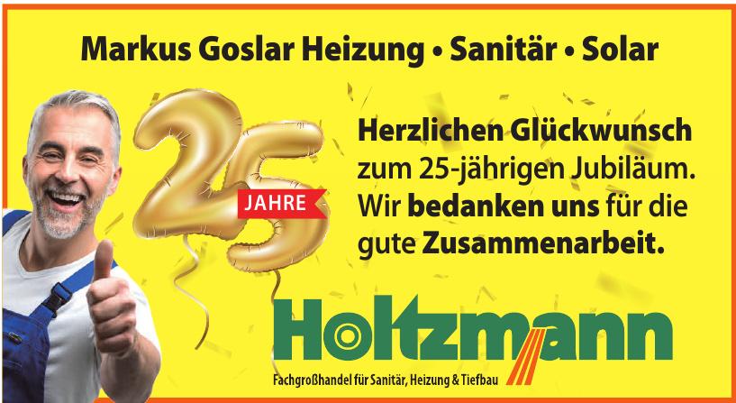 Markus Goslar Heizung - Sanitär - Solar