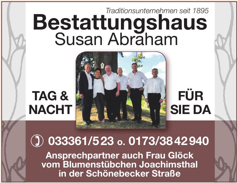 Bestattungshaus Susan Abraham