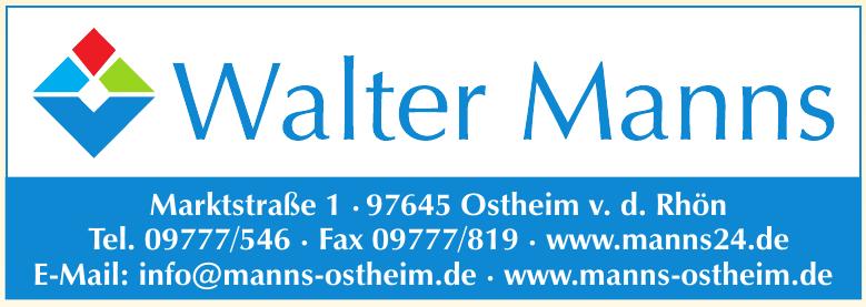 Walter Manns