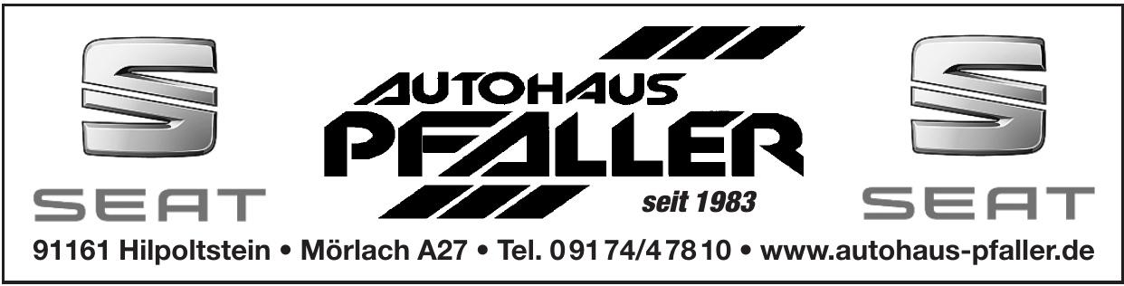 Autohaus  Pfaller