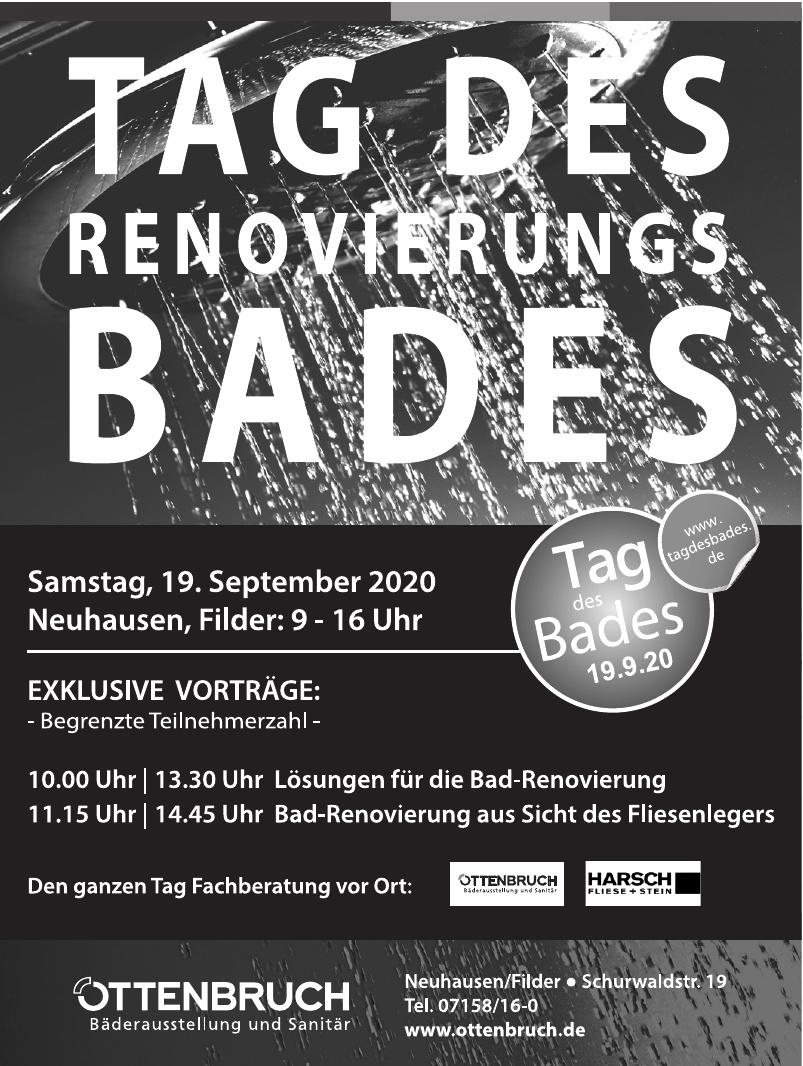 Ottenbruch Bäderausstellung und Sanitär
