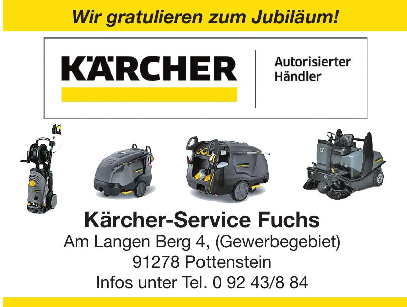 Kärcher-Service Fuchs