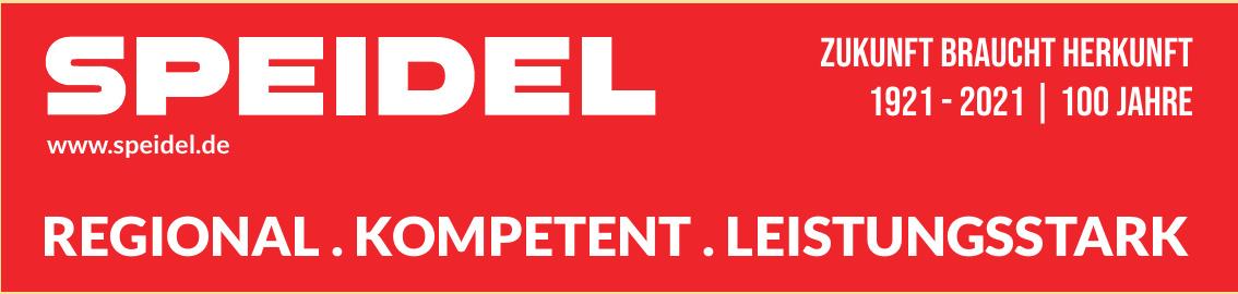 Speidel Regional, Kompetent, Leistungsstark