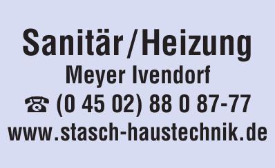 Heizung + Sanitär Meyer Ivendorf