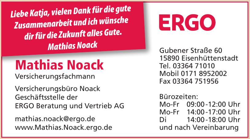 Geschäftsstelle Mathias Noack
