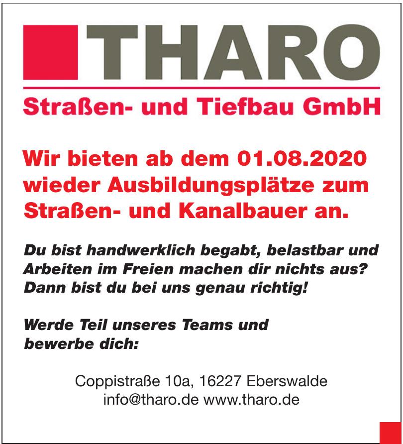 THARO Straßen- und Tiefbau GmbH