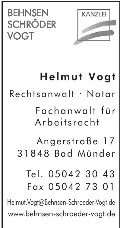 Helmut Vogt
