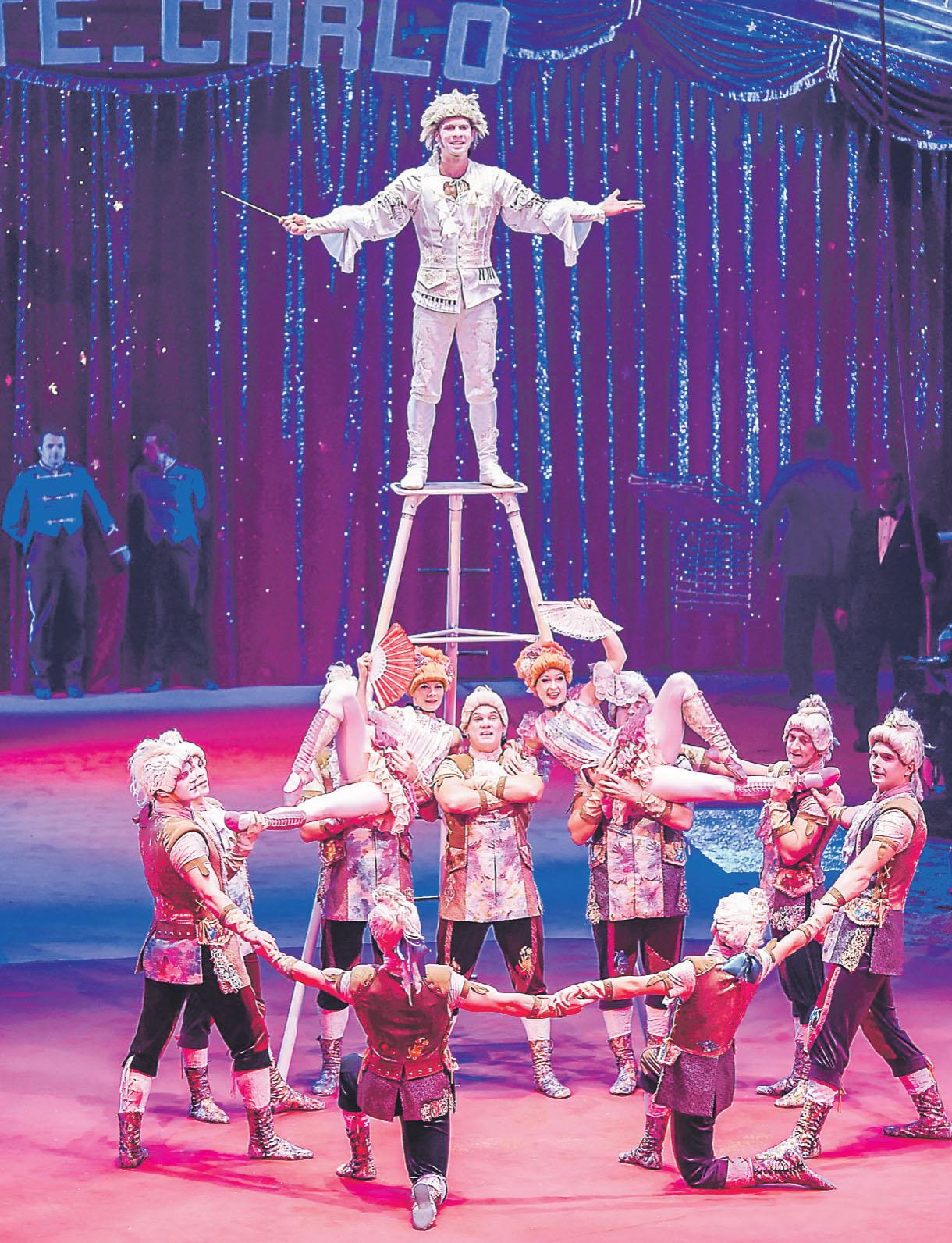 Das Circus-Erlebnis der Extraklasse Image 1