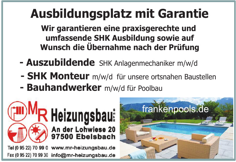 MR-Heizungsbau GmbH
