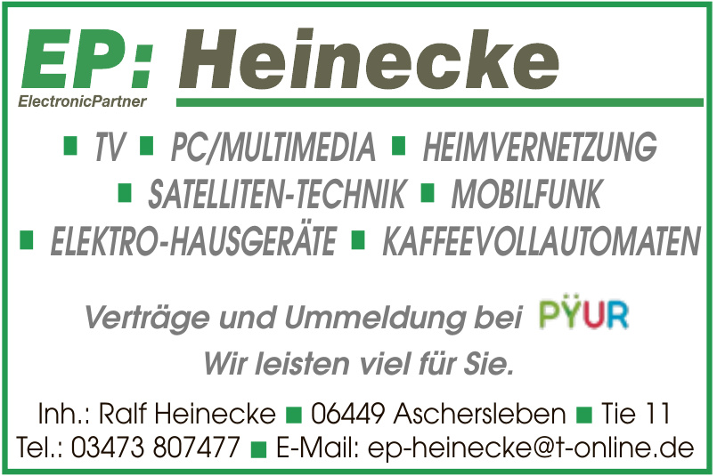 EP: Heinecke