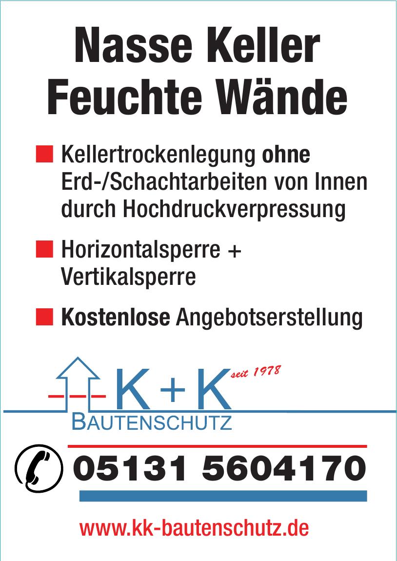 K + K Bautenschutz