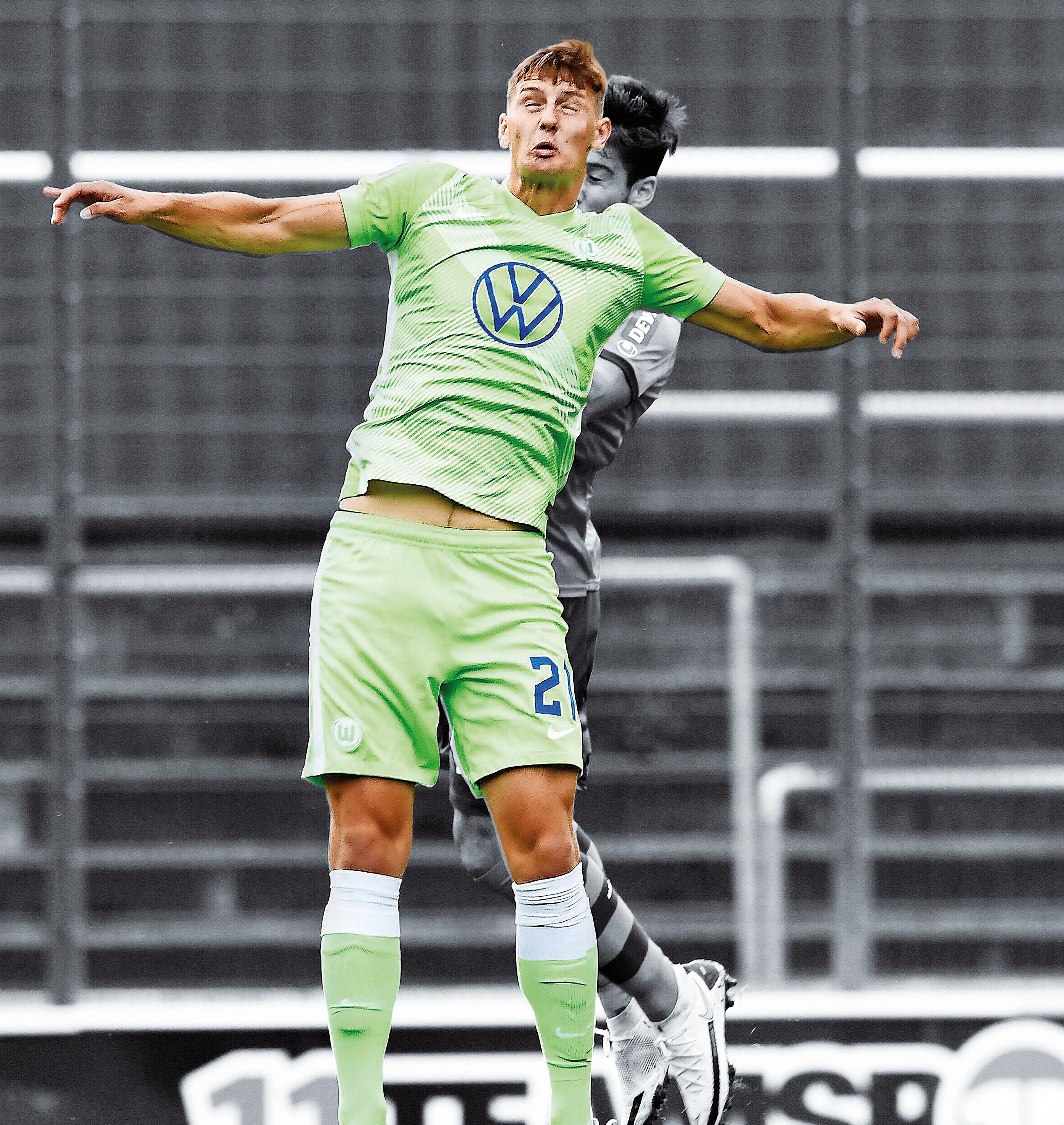 Ein Talent für den Angriff: Bartosz Bialek war der erste Neuzugang für die neue Saison, der 18-Jährige kam für rund 5 Millionen Euro vom polnischen Erstligisten Zaglebie Lubin.