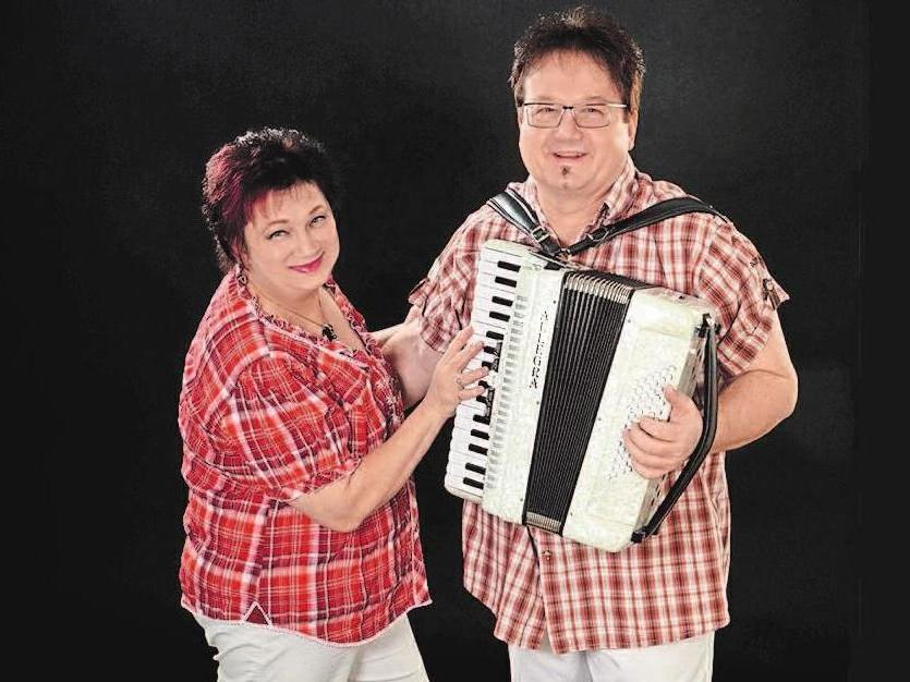 Am Montag lässt das Duo Gitti & Frank das Fest musikalisch ausklingen.