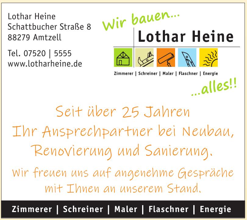 Lothar Heine