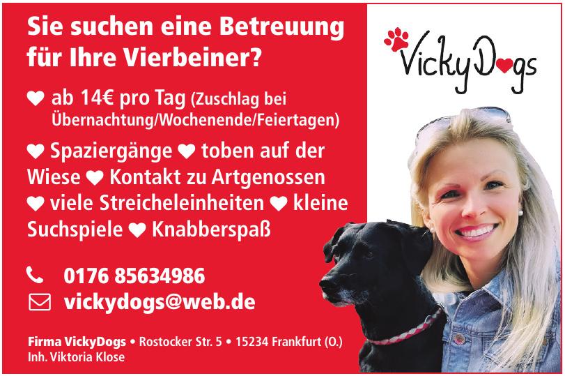 Firma VickyDogs