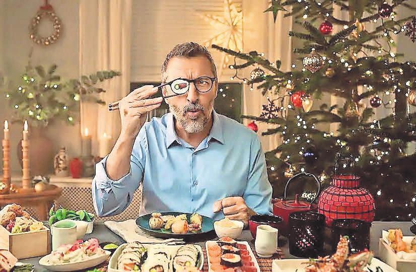 Noch ist Zeit, um alle Zutaten für das Weihnachtsmenü einzukaufen. Foto: EDEKA-Presse