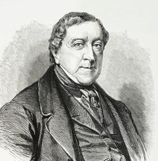 Gioachino Antonio Rossini war einer der bedeutendsten Belcanto-Komponisten. FOTO: KEN WELSH / PA