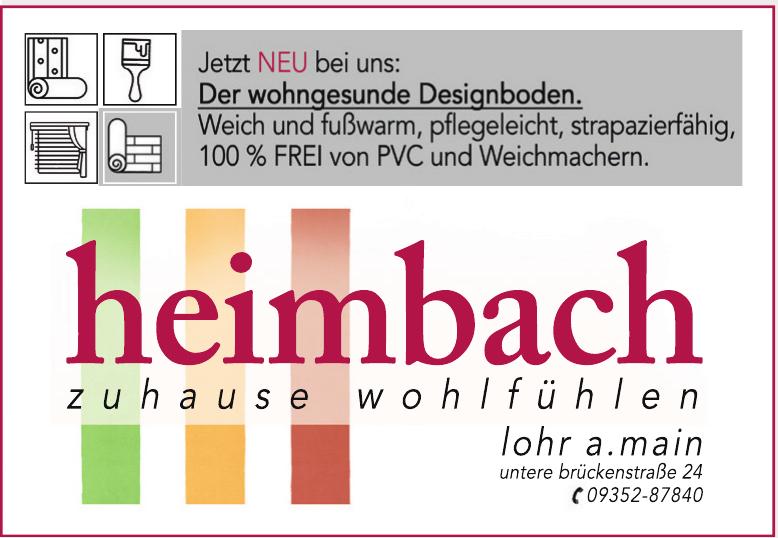 Heimbach Zuhause Wohlfühlen