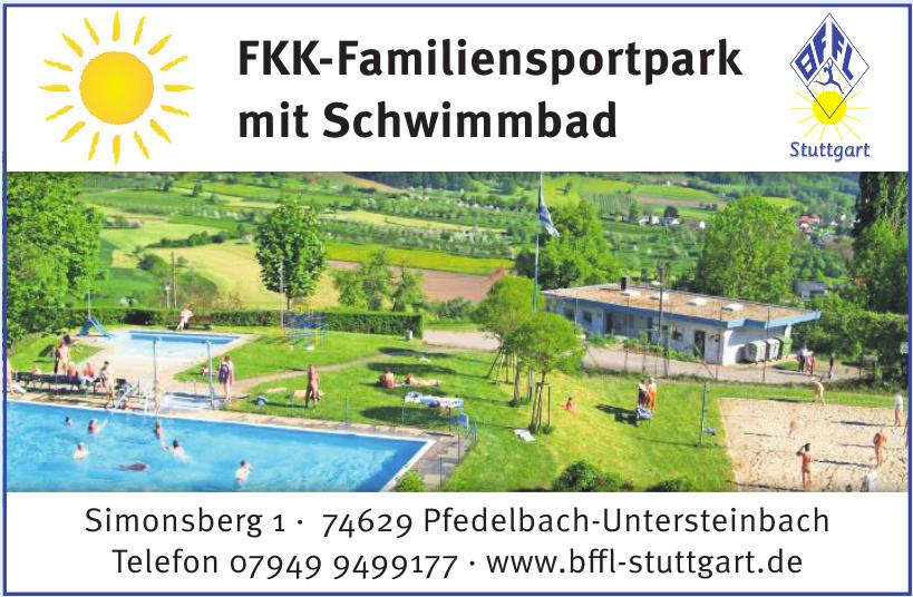 FKK-Familiensportpark mit Schwimmbad