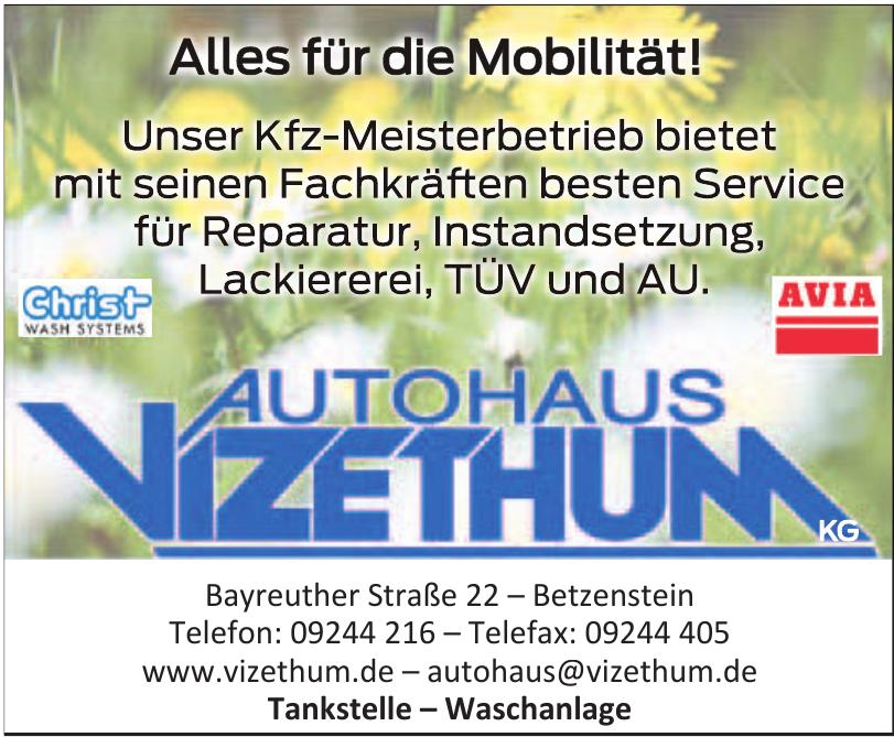 Autohaus Vizethum