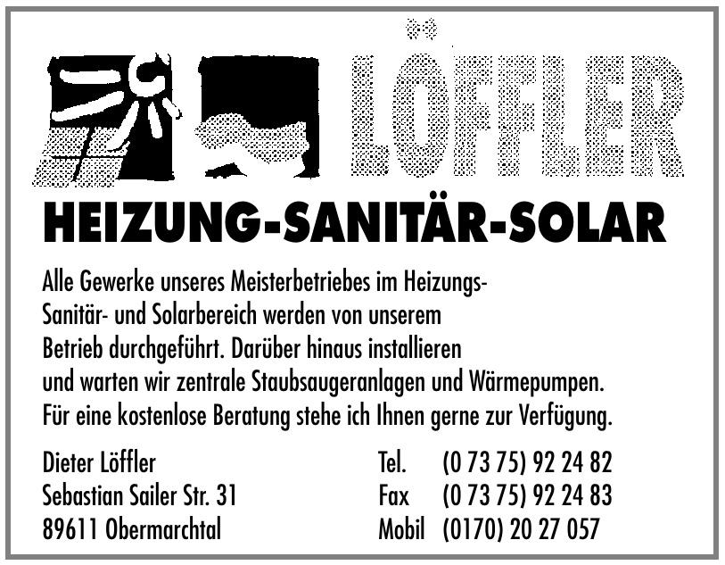 Dieter Löffler