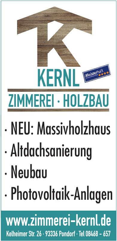 Karl Kernl GmbH Zimmerei