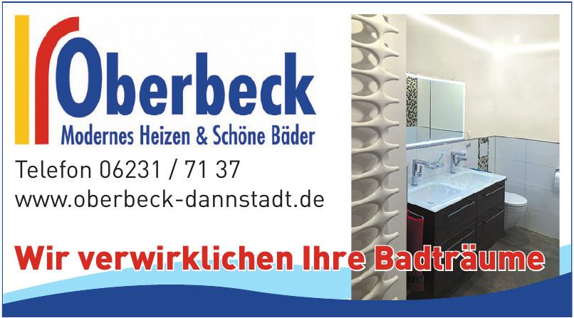 Oberbeck GmbH Sanitär und Heizung