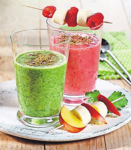 Beautyfood: Beeren enthalten besonders viele Antioxidantien. Foto: djd/Jentschura International