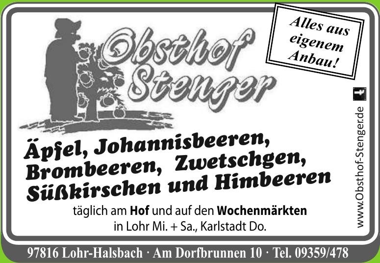 Obsthof Stenger